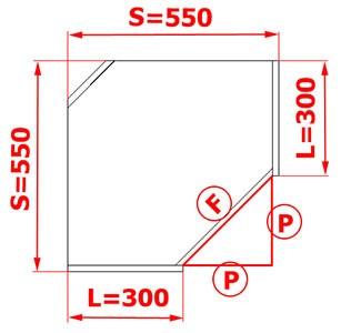 Расчет угловых модулей: основные моменты - сделаем мебель са.
