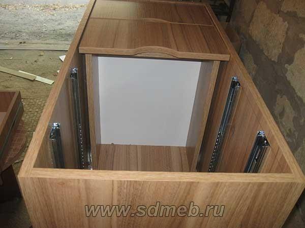 короб с выдвижными ящиками