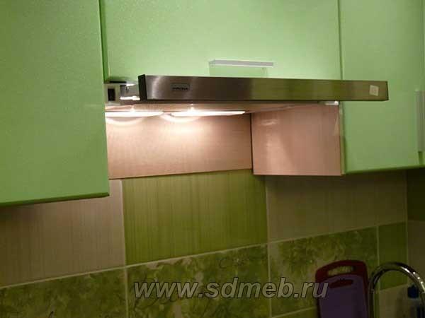 вытяжки для кухни и их размеры