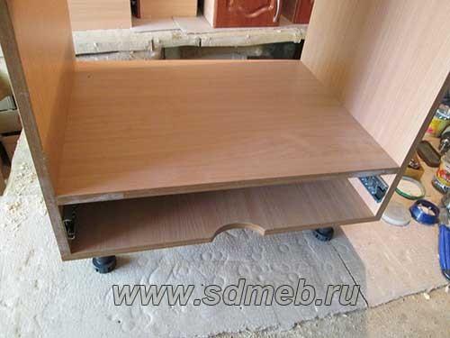 шкаф под духовой ящик