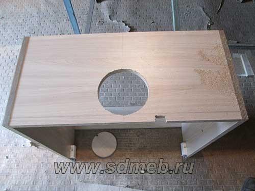 установка кухонной вытяжки