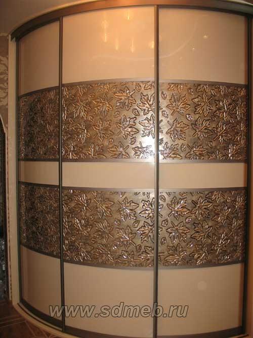 радиусные профиля для шкафов