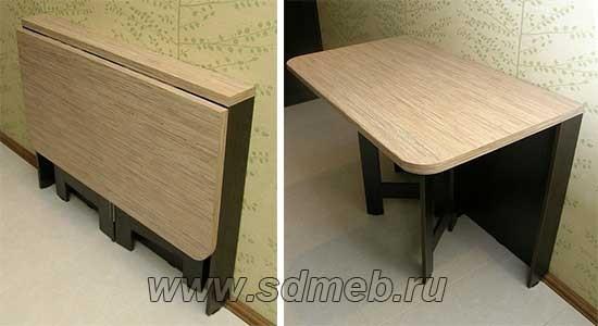 столы для небольших кухонь