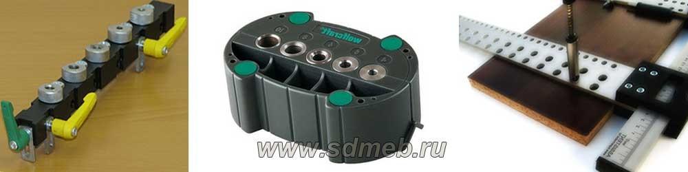 кондуктор для соединения шкантом