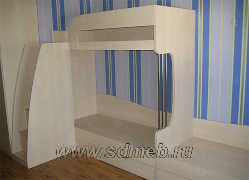 детская мебель для двоих