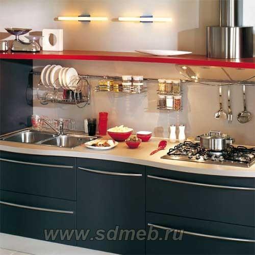 Рейлинг системы: стильно, удобно, современно (фото).  Гаджеты для кухни.